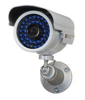 900TVL 2.1MM Wide Range CMOS 36IR Blue LED Waterproof CCTV Night Vision Camera