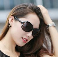 New Women's Fashion Sunglasses Large Frame Sun Glasses Summer Eyeglasses Wholesale Free Shipping #B-170