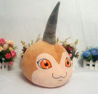 Handmade Tunomon For Digimon Adventure Plush toys Stuffed Child Kits Gift