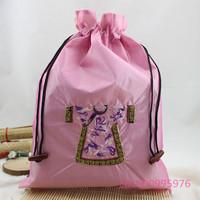 "Free shipping!20 PCS high heels wholesale bags ""36 x28cm"" shoe bag,underwear High heels receive bag"