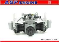 ASP trilobites FT160AR duplex 26 cc four stroke engines