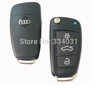A02  Audi style  3buttons sub-Remote Control for KD100 car remote maker