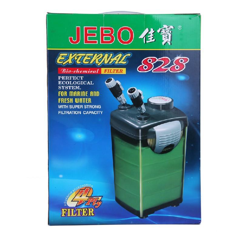 Jiabao JEBO828/838 external filter / filter layer 4 barrel large fish tank dedicated external filter Specials(China (Mainland))