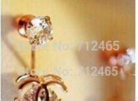 Free Shipping|Wholesale jewelry |Drop Earrings C  ANGLE   longer earrings fashion america