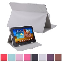 Mix Colors Protective Skin Universal Adjustable Magnetic 9 Inch Tablet Leather Case