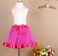 2014New Retail Fashion Girl Hot Princess Watermelon Red Girls Toddler Summer Tutu Kids For Children Clothing