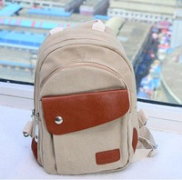 2014 New Factory direct new canvas shoulder bag diagonal package Leisure versatile multi-purpose chest pack wholesale