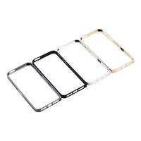 0.7mm Ultra thin Slim Aluminium Metal Bumper Frame Cover Case for iPhone 5 5S  Wholesale