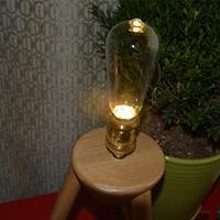 High Power 3W Incandescent  vintage LED Retro Bulb Edison Bulbs Fixtures decorative filament bulbs  E27 Halogen Bulbs