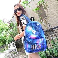 2014 EXO Printing Backpacks Teenage Girls Women University/College Student School Bag Mochila Casual Travel/Trousim Bag Rucksack