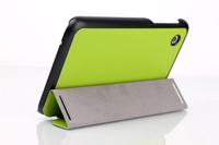 Case for Lenovo ideaTab A3300 Lenovo A7-30 Tablet cover +screen protector + stylus pen 1 free shipping
