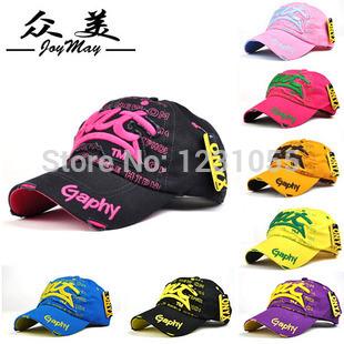 Spring 2014 Brand New Cotton Mens Hat letter Bat unisex Women hats baseball cap snapback casual caps C005 free shopping(China (Mainland))
