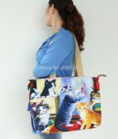 New! 13 Design Fashion Womens Ladies Canvas Messenger Shoulder Tote Purse Shopping Bag Handbag Free Shipping + Track Number