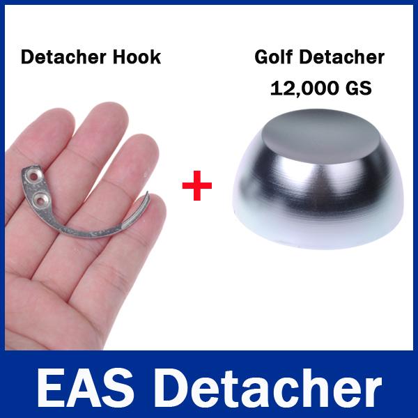 1pc 12, 000gs golf destacador 1pc destacador gancho tag chave removedor sis