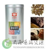 TAETEA 2012 Four Seasons 80 grams of canned ripe mellow loose tea