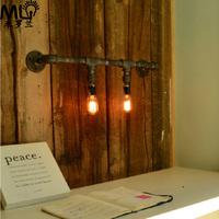 Loft industrial novelty bedroom bar dinning room vintage wall sconce wall lamp light