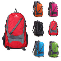 2014 new arrival man and woman outdoors backpack camping bag sports Hiking bag waterproof whole sales 35-40L free shipping