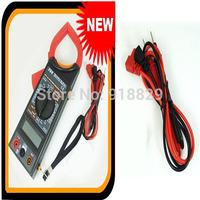 Free Shipping Professional Digital Multimeter Tester Decent Box Packaging With Black Polyster Holder Bag Inside