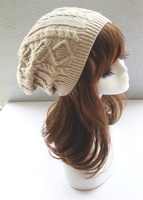 6 Colors,2014 New Fashion Women Men Beanie hat winter knitted caps and hats for man and women,HT0164