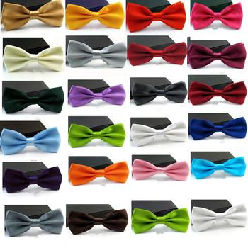 Новинка 2014: мужской галстук-бабочка в официальном стиле в разных цветах.