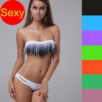 Bikini set   bandage swimsuit Sexy bikinis set women swimwear summer dress bathing suit biquini set 2014 new