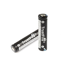 TrustFire 10440 3.7V 600mAh Rechargeable Li-ion Battery with PCB Protection 1 Pair