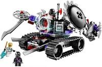 2014 NEW Destroy Robot, Bela Phantom Ninja Series, DIY Toys, 10221, Educational Enlightenment Children Assembled Building Blocks