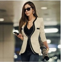 The new foreign trade explosion models 2014 new fashion women coat jacket suit jackets women boutique temperament jacket