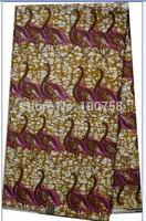 2014 Free shipping !    New arrival african super wax  cotton hollandais  wax fabric  LFHL03