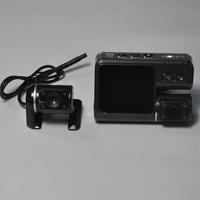 Dual Lens Camcorder Car DVR Dashboard Camera HD 720P Car Vehicle Rearview Camera Night Vision G-sensor