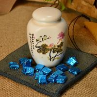 Jasmine flavor Puer Cha Gao, Chinese pu er tea resin, shu pu'er tea cream, healthy item, high quality, free shipping