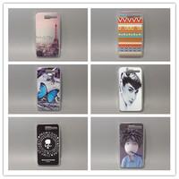 wholesale 10pcs/lottransparent side species Painted Hard Plastic Phone Case For Motorola RAZR D1 XT915 XT916 XT918 Free shipping