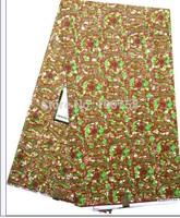 2014 Free shipping !    New arrival african super wax  cotton hollandais  wax fabric  LFHL07