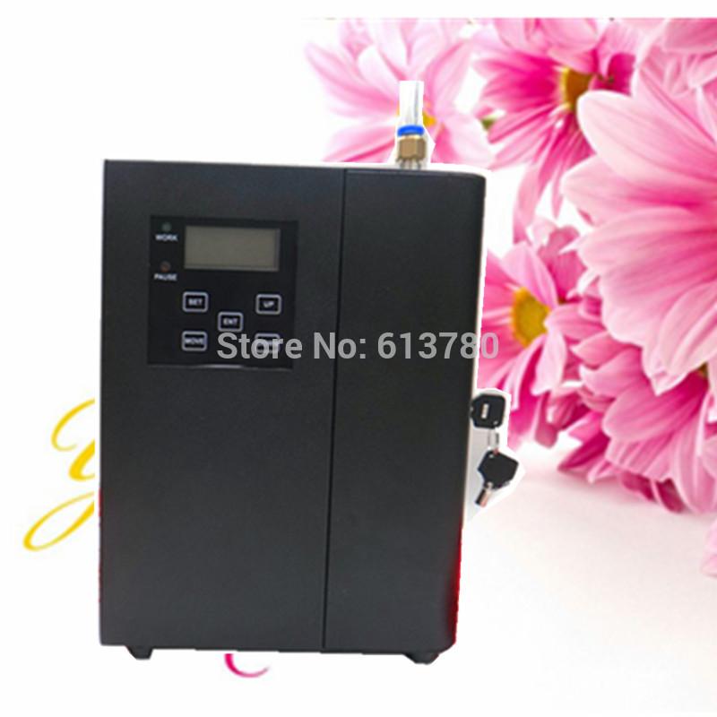 Cingapura chá branco sistema de entrega de perfume aroma máquina fragrância sistemas de difusão nebulizador garrafa reutilizável 300 cbm(China (Mainland))