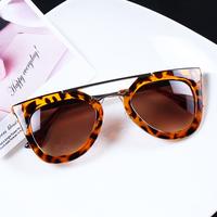 3 colors Sale Brand Designer star Polarized lenses sunglasses women leopard glasses  UV protection optical sun glasses 2014 M12