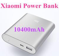 Original Xiaomi Power Bank 10400mAH External Battery Pack for Xiaomi M2 M2A M2S M3 Red Rice Mobile phones