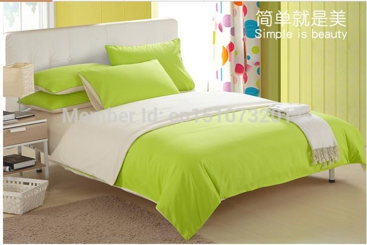 Moda roupa de cama de algodão 100 definir lençóis xadrez colchas de luxo para conjuntos de folhas rainha rei cama roupa de cama transporte rápido(China (Mainland))