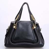 2014 Hot Sale Saddle Bags Brand Design 100% First Layer Genuine Leather Women Totes New Arrival Women Messenger Bags