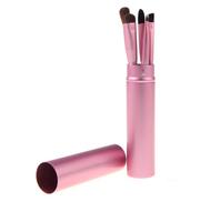 2014 New 5 portable animal hair brushes eye shadow brush Concealer brush free shipping HZS021