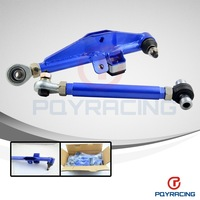 Racing S14 Adj. Front Lower Control Arm Blue Only (Pair)For  Nissan