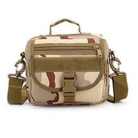 Free shipping outdoor fun & sports field tactical bag men shoulder bags messenger bags military fans handbags