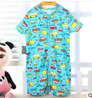 NEXT BABY button before the new cotton short sleeve Flat foot climb clothes jumpsuit/ YOU CAN CHOOSE THE SIZE