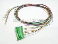 New product lc apc sm 12F 2m fiber optic pigtail