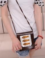 2014 new fashion Korean version of the fish three single women Jiankua portable small bag diagonal handbags