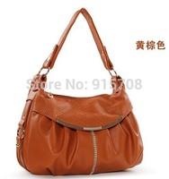 2014 new handbag bag middle-aged mother alligator bag handbag shoulder bag Messenger bag Korean models