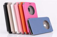Quality Case ASUS ZENPHONE ZEN PHONE 5 Flip Leather Case Hands Free Window View Case For ZENPHONE 5