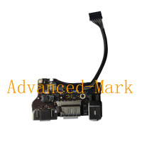 "Tested ! DC in Power Jack USB Board I/O Board For Macbook Air 13"" A1466 2013 MD760LL/A MD761LL/A Laptop P/N : 820-3455-A"