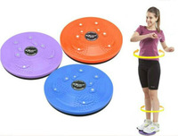 Free Shipping Hot selling waist twisting disc 1pc/color box twist board twister plate fitness twist disk