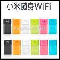2014 50% OFF Original Xiaomi Portable Mini USB Wireless Router wifi adapter WI-FI emitter Internet Adapter 150Mbps