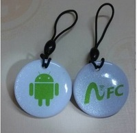 4pcs/lot NFC Tag for phone  Lumia  Android Galaxy S4 Google Nexus  Nokia BlackBerry Samsung Sony HTC LG RFID IC NDEF NTAG203